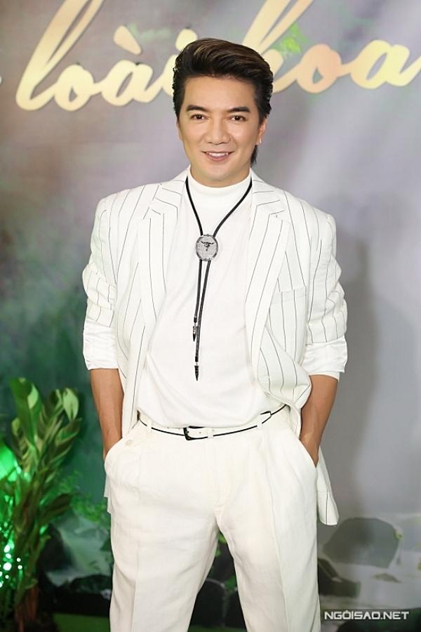 Đàm Vĩnh Hưng tuổi 50 vẫn giữ được phong độ, vị trí hàng đầu trong làng nhạc Việt.