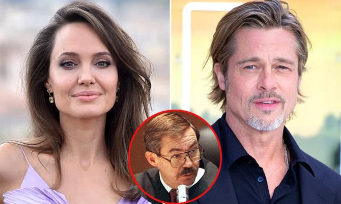 Jolie lật ngược tình thế cuộc chiến ly hôn với Brad Pitt