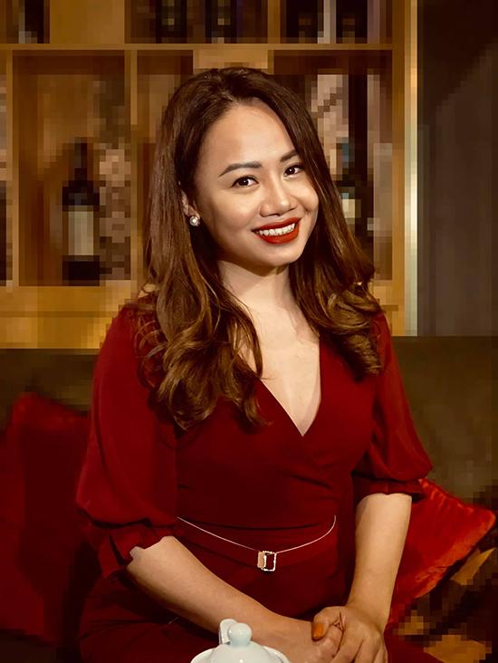 Ca sĩ Lương Ngọc Diệp.