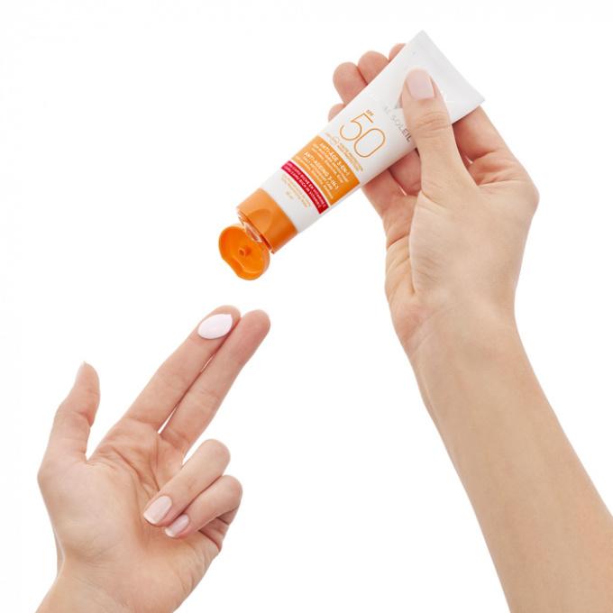 Bôi kem chống nắng đúng cách là phương pháp chống lão hoá đơn giản và hiệu quả nhất.