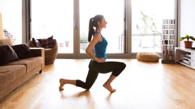 Tập thể dục không chỉ tốt cho sức khoẻ mà còn giúp tăng độ đàn hồi cho da.
