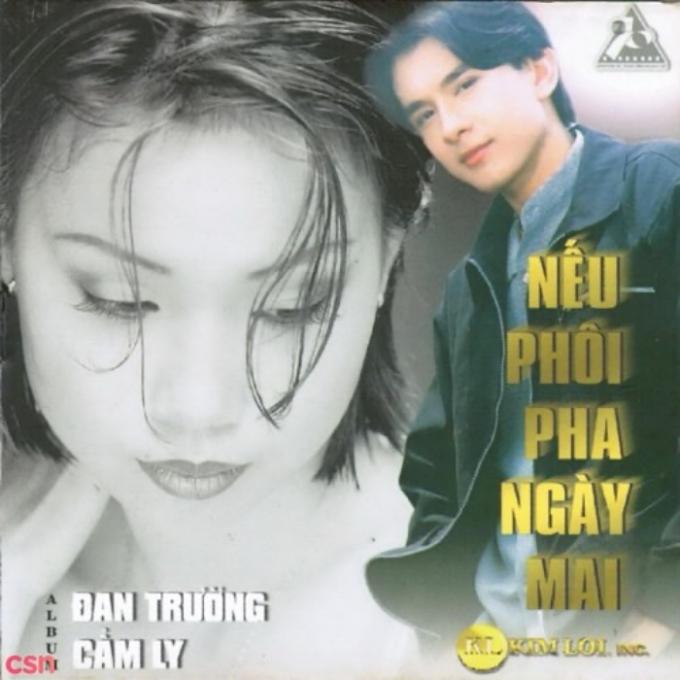 Đan Trường, Cẩm Ly - cặp đôi song ca vàng 25 năm trước - 2