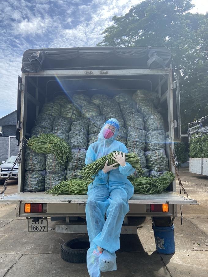 Chiến dịch Chuyến xe 0 đồng nằm trong dự án 10 tấn thực phẩm 0 đồng đã thu về 408 triệu đồng tiền mặt, gần 65 tấn thực phẩm.