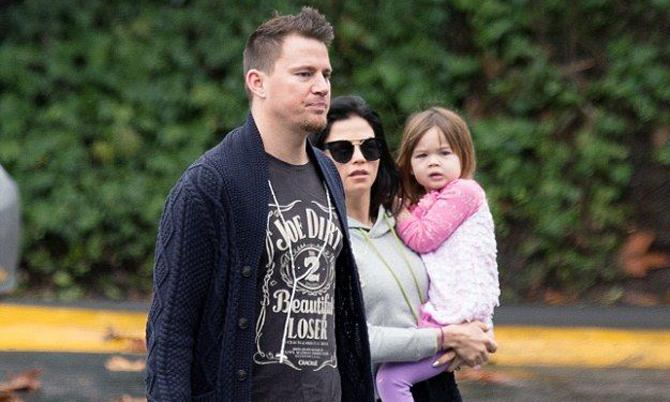 Vợ cũ tiết lộ không được Channing Tatum trợ giúp sau sinh
