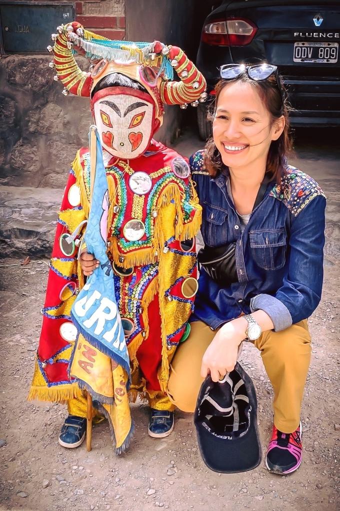 Nhan sắc không son phấn tuổi 45 của hoa hậu Ngọc Khánh - 2