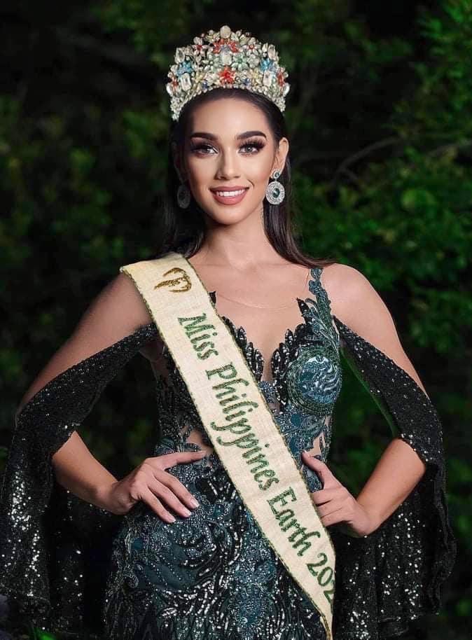 Do dịch Covid-19 diễn biến phức tạp, đây là năm thứ 2 cuộc thi Hoa hậu Trái đất Philippines diễn ra dưới hình thức online. Kết quà vương miện thuộc về Naelah Alshorbaji, đến từ thành phố Paranaque.