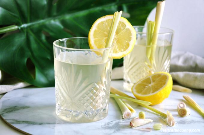 6 công thức nước detox giúp khỏe bên trong, đẹp bên ngoài
