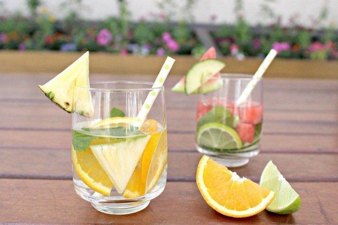 6 công thức nước detox giúp khỏe bên trong, đẹp bên ngoài - 1