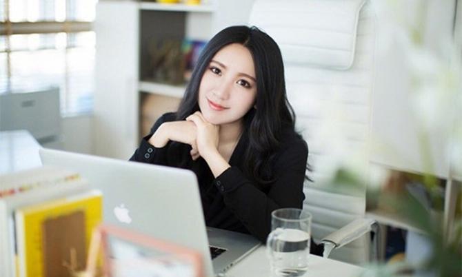 Nữ họa sĩ hoạt hình Anni Chen, nhà sáng lập kiêm CEO của Kuaikan World. Ảnh: Kuaikan.