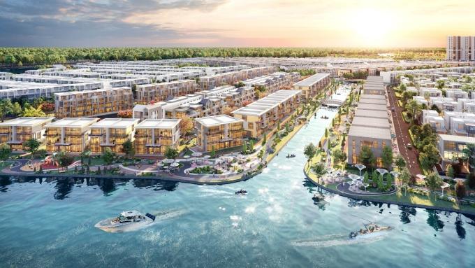 Thiên nhiên xanh mát, sông nước giao hoà tại đảo Phượng Hoàng, Aqua City mang đến trải nghiệm sống như nghỉ dưỡng