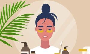 Mẹo giúp giảm quầng thâm, bọng mắt không tốn tiền