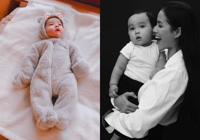 Phạm Hương từ hoa hậu quốc dân đến mẹ bỉm sữa hai con - 5