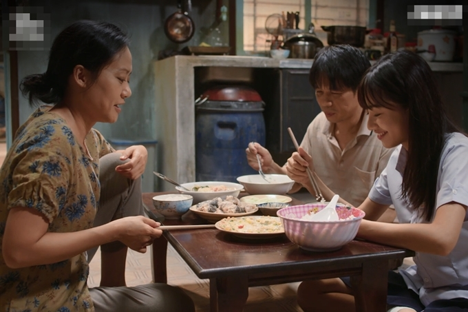 Căn nhà gây ám ảnh với Hồng Ánh. Ảnh: Vie Channel