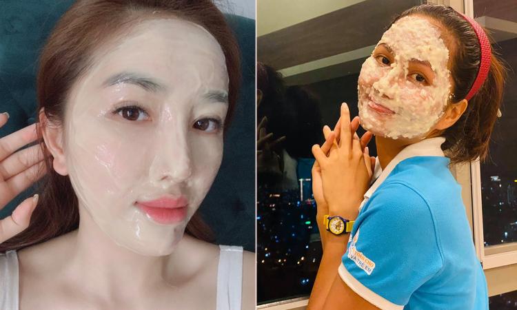 3 công thức mặt nạ rẻ tiền của sao Việt