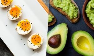 10 loại thực phẩm giúp tóc chắc khỏe
