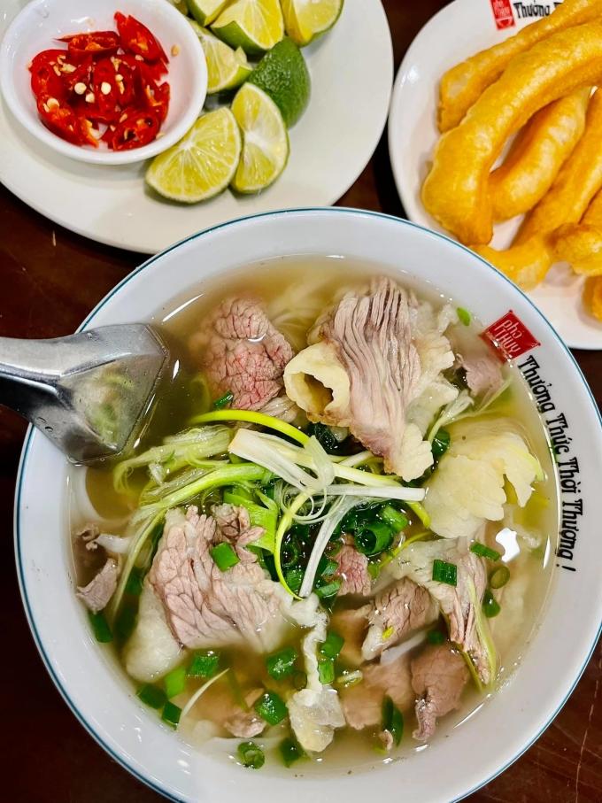 Một số quán nổi tiếng ở Long Biên mở cửa sau dịch