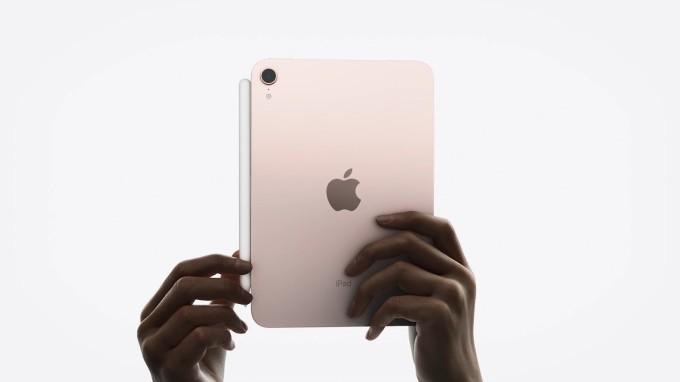 iPad mini mới.