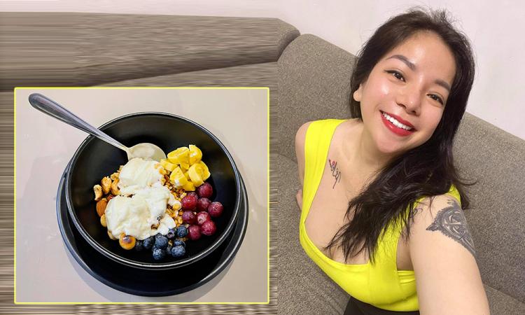 Ăn đủ 3 bữa, Minh Chuyên giảm 4 kg sau 15 ngày