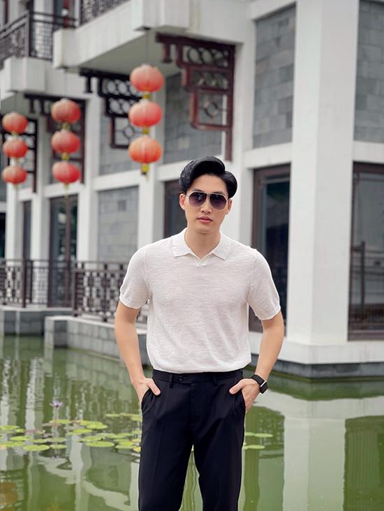 Nam diễn viên sinh năm 1992, được biết đến với các phim Máy bay ký sự, Lặng yên dưới vực sâu, Ghét thì yêu thôi, Hướng dương ngược nắng. Gần nhất, anh tham gia Mặt nạ hạnh phúc của đạo diễn Trần Chí Thành, hiện chiếu trên SCTV6-FIM 360.