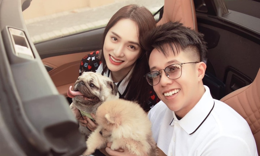 Hương Giang - Matt Liu sau hơn một năm hẹn hò